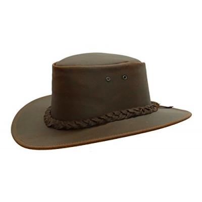 Chapeau Australien Brun
